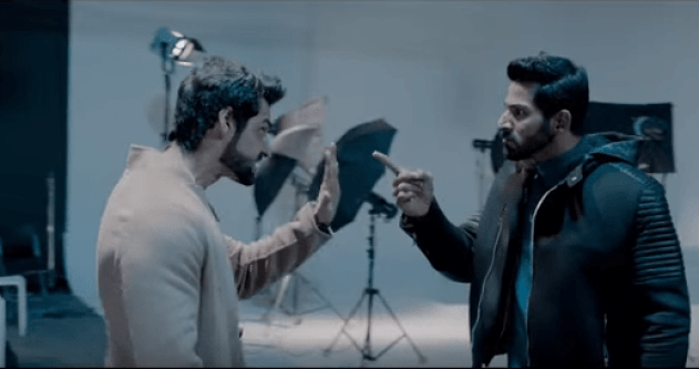 Karna Wahi and Vivan Bhatena in Hate Story 4