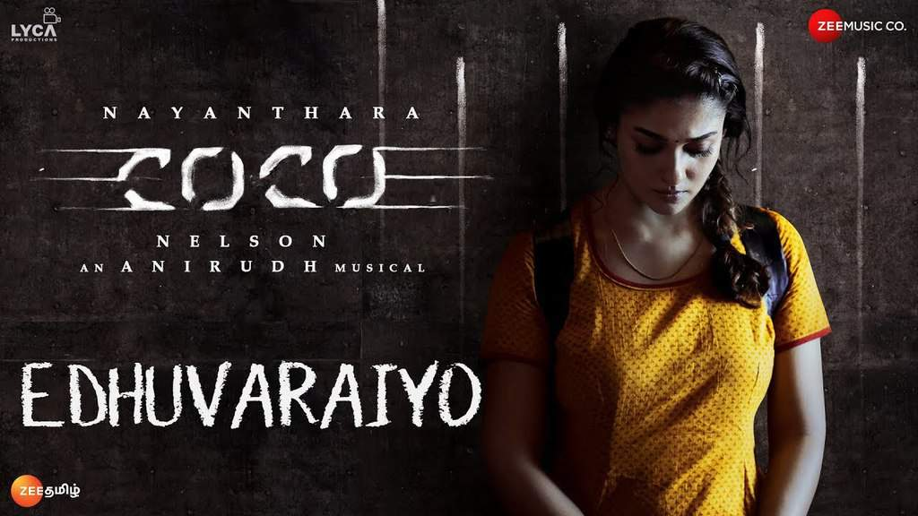 Nayanthara All Set With Another Tamil Women-Centric Movie ...