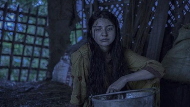 Anushka Sharma in the movie Pari