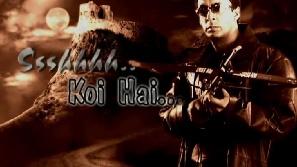 ssshhh koi hai tv serial trp reviews cast story
