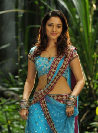 Tamannah Bhatia's beautiful look from Racha