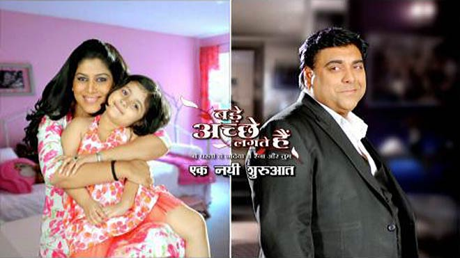 Bade Achhe Lagte Hain tv serial poster