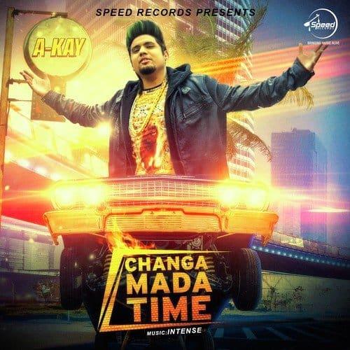 Changa Mada Time album artwork