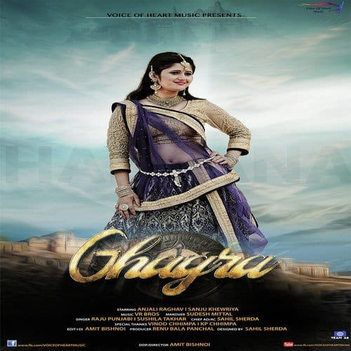Ghagra album artwork