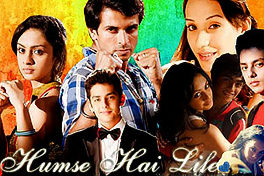Humse Hai Life tv serial poster