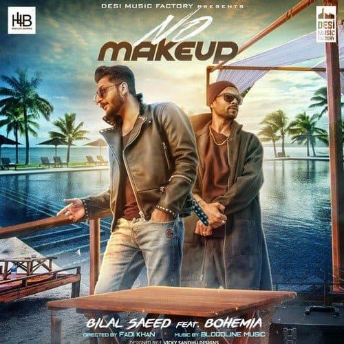 No Make Up album artwork