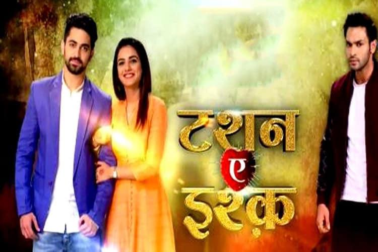 Tashan-E-Ishq tv serial poster