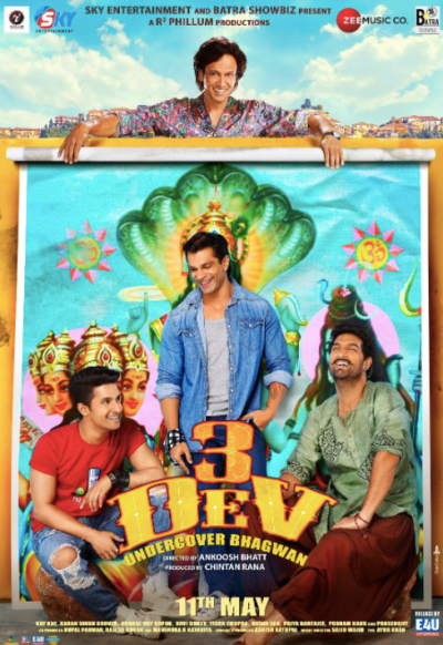 3 Dev movie poster