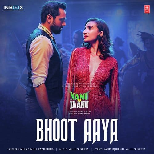 Bhoot Aaya album artwork
