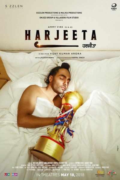 Harjeeta movie poster