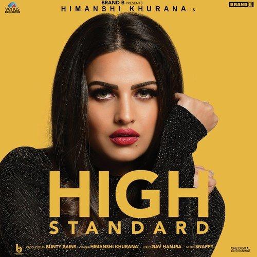 High Standard album artwork
