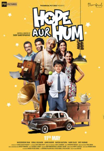 Hope Aur Hum movie poster