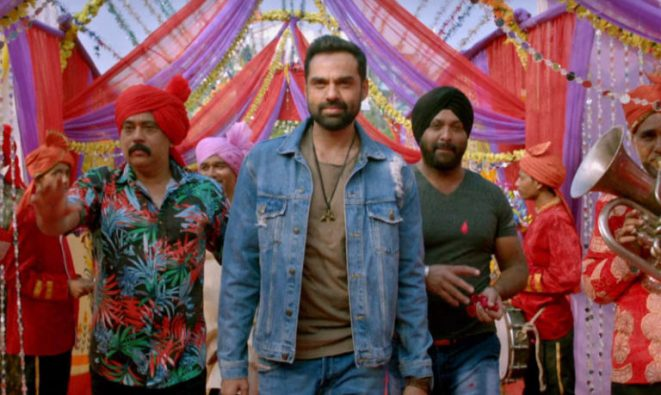 Abhay Deol in Nanu Ki Jaanu