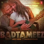 Badtameez album artwork