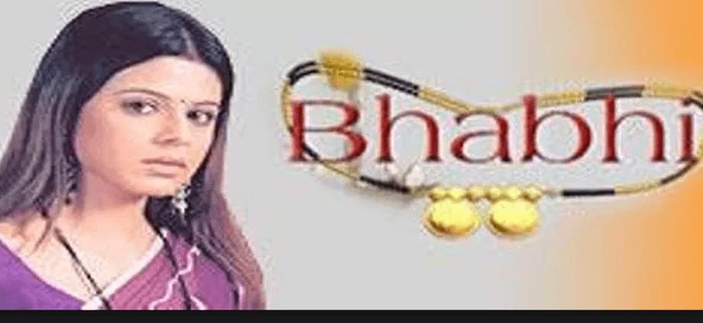 Bhabhi tv serial poster