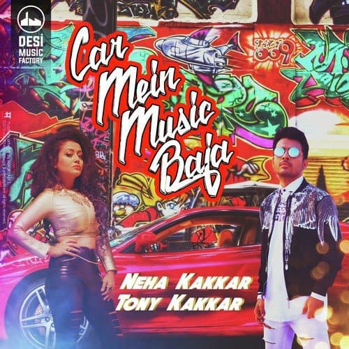 Car Mein Music Baja album artwork