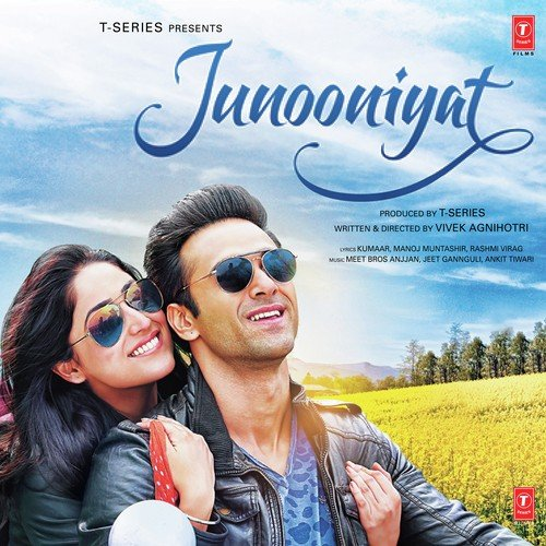 Junooniyat album artwork