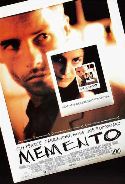मेमेंटो movie poster