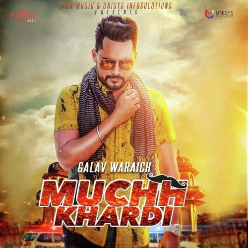 Muchh Khardi album artwork