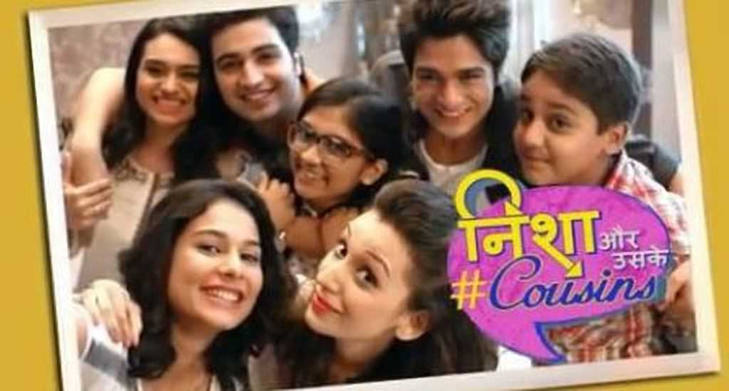 Nisha Aur Uske Cousins tv serial poster