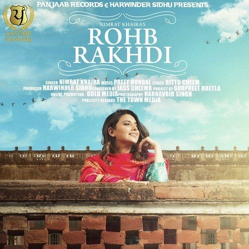 Rohab Rakhdi album artwork