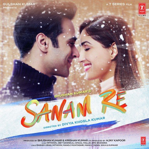 Sanam Re album artwork