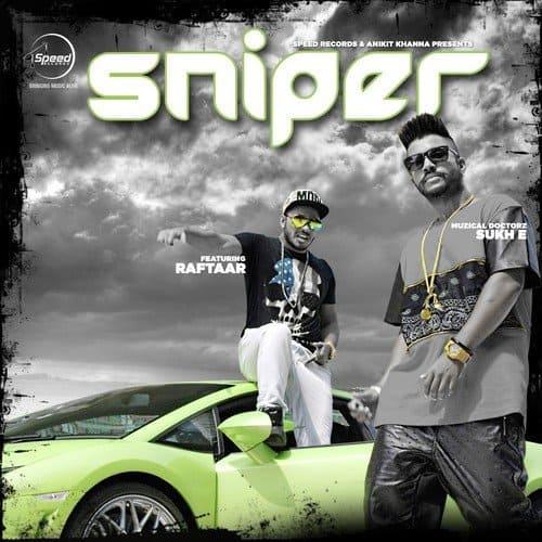 Sniper album artwork
