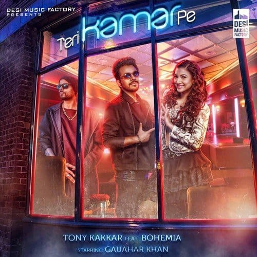 Teri Kamar Pe album artwork