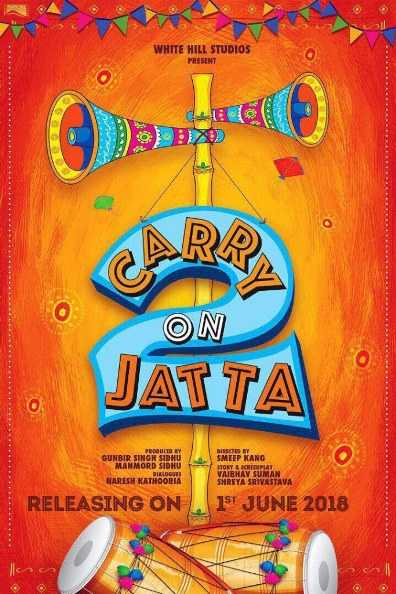 Carry On Jatta 2 movie poster