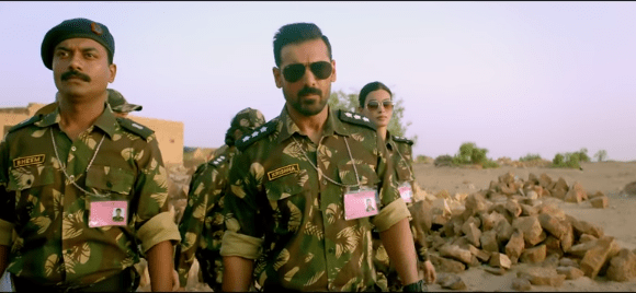 A Still from Parmanu