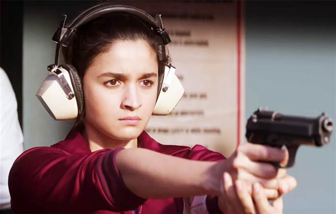Alia Bhatt as Sehmat in Raazi