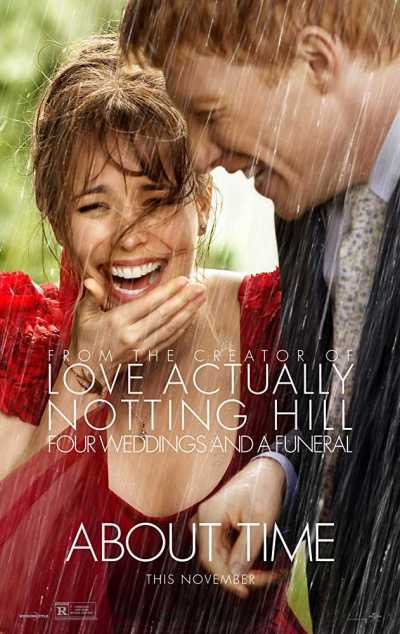 अबाउट टाइम movie poster