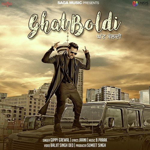 Ghat Boldi album artwork
