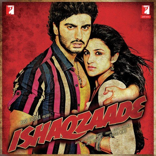 Ishaqzaade album artwork
