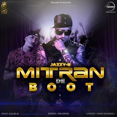 Mitran De Boot album artwork