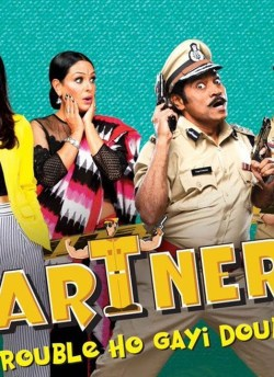 Partners Trouble Ho Gayi Double movie poster