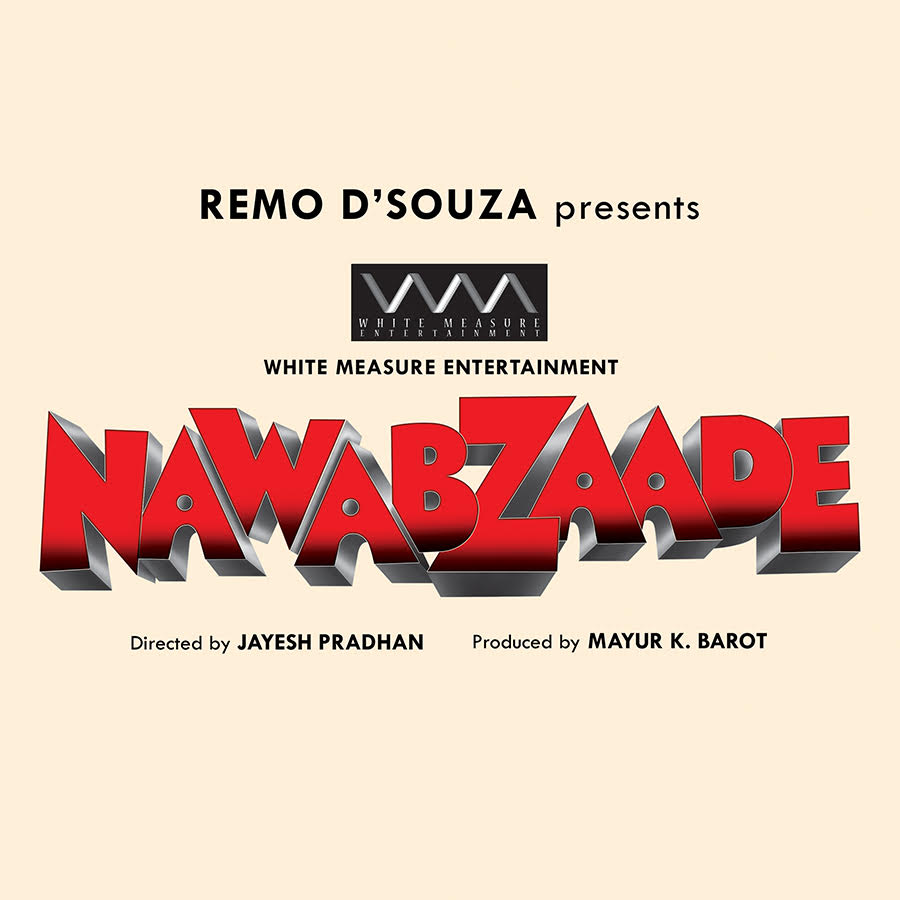 High Rated Gabru – Nawabzaade album artwork