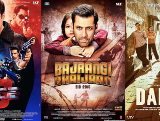 Race 3 vs Bajrangi Bhaijaan vs Dangal