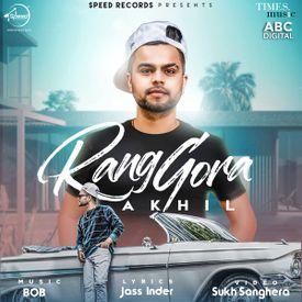 Rang Gora album artwork