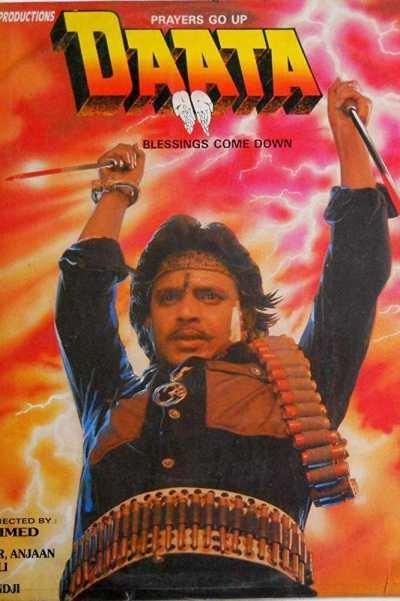 Daata movie poster
