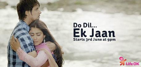 Do Dil Ek Jaan tv serial poster