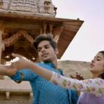 A Still from Movie Dhadak