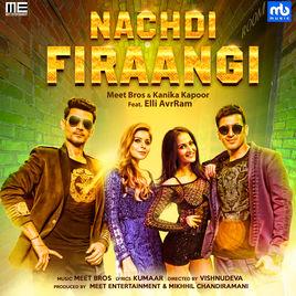 Nachdi Firaangi album artwork