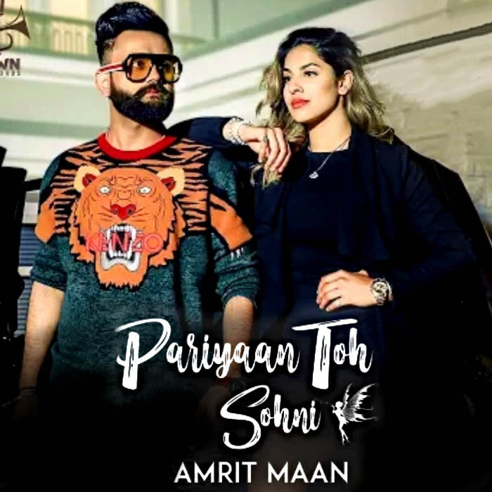 Pariyaan Toh Sohni album artwork
