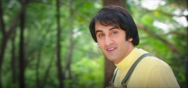 Ranbir Kapoor in Sanju Movie