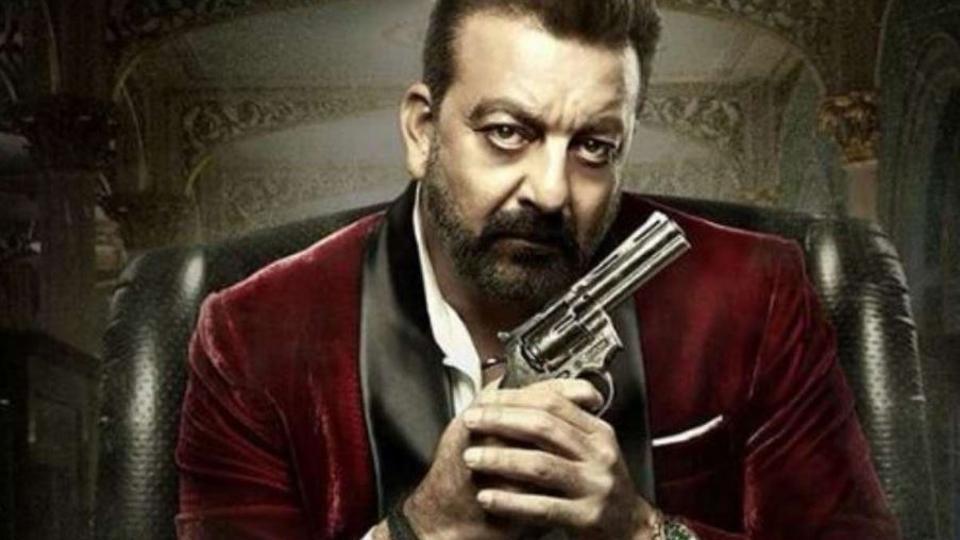 Sanjay Dutt in the Movie Saheb Biwi Aur Gangster 3