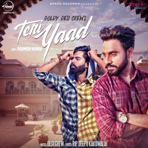 Teri Yaad album artwork