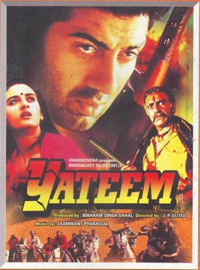 Yateem movie poster