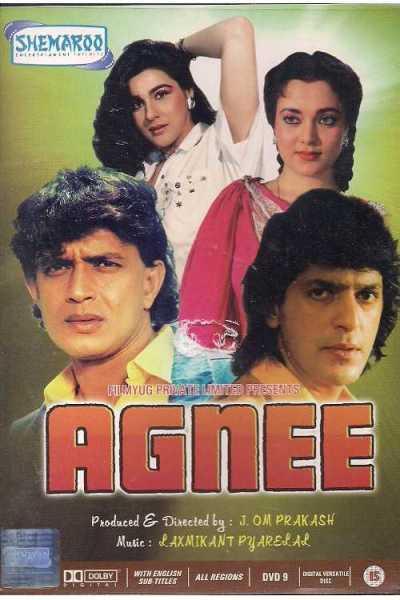 अग्नि movie poster
