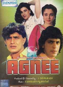 Agnee movie poster